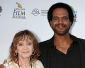 AVALON - SEP 26:  Maria St, . John, Kristoff St. John at the