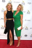 AVALON - SEP 26:  Katie Brannigan, Nicky Whelan at the