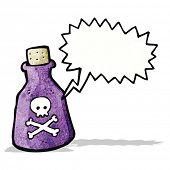 cartoon poison