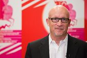 MOSCOW - JUNE, 25: Film Director Alex Gibney. 36st Moscow International Film Festival. Actor Theatre. June 25, 2014 in Moscow, Russia