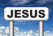 Jesus leading way to the lord faith in savior worship christ spirit search belief in prayer christia