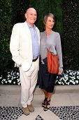 LOS ANGELES - SEP 28:  Corbin Bernsen, Amanda Pays at the The Rape Foundation's Annual Brunch at Private Location on September 28, 2014 in Beverly Hills, CA