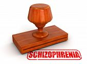 Rubber Stamp Schizophrenia  (clipping path included)