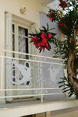 Decorations balcony railing