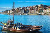 Traditional Porto Scene. Portugal