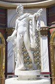 Statue at Caesars Palace Las Vegas Hotel & Casino