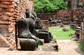 Traces of a flourishing culture ayutthaya