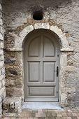 Arch Door In Sablet