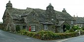 Tintagel post office Cornwall