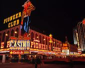 Pioneer Club Casino, Las Vegas.