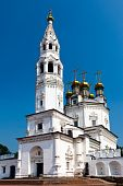 foto of ekaterinburg  - The Troitsk cathedral is declared UNESCO by a monument of architecture of the world value one of the oldest temples of the Ekaterinburg diocese - JPG