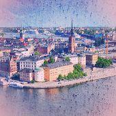 Retro Stockholm