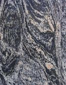 foto of porphyry  - wave pink black gray marble sheet slab - JPG