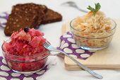 Sauerkraut Of Two Types