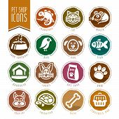 foto of bag-of-dog-food  - Quality set of icons that can be used on animals - JPG