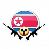 nuclear threat sign #4