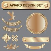 vector awards set
