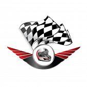 racing sign #4