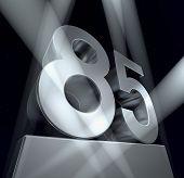 Congratulation 85