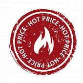 hot price stamp