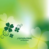 St. Patrick's background