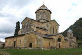 Old Orthodox Monastery Gelati Near Kutaisi - Georgia. Unesco Place