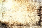 Brown grungy abstract background