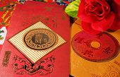 red envelope to celebrate the Chinese New Year's Day