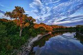 Minnesota River Sunset