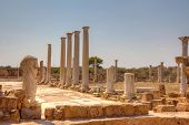 Salamis Ancient Roman Site