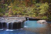 Quiet Falls & Fall Foliage