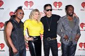 LAS VEGAS - SEPTEMBER 23 - Apl.de.ap, Fergie, Taboo, and will.i.am of the Black Eyed Peas at the 201