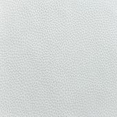 Closeup Of Seamless White Leather Texture. Background With Texture Of White Leather. Beige Leather T poster