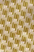 Gold Retro Pattern