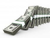 dominó de dólares