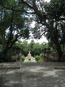 Vizcaya Gardens poster
