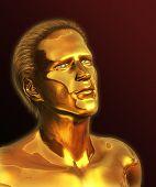 Visionary - Golden Man
