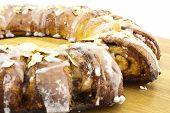 Roll Cake Of Caramel