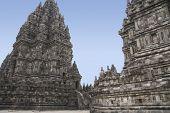 Prambanan Temples Yogyakarta Indonesia