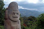Estatua del Inca