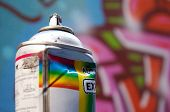 Spray Can Graffiti