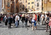 Rome - Piazza Della Rotonda