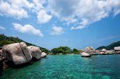 Ko Nangyuan Islands In Thailand