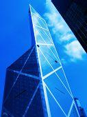 Bank Of China Building poster