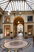 Galerie Vivienne - Passage In Paris