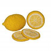 Lemons Crocheted