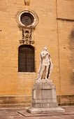 Statue Of Alfonso The Chaste