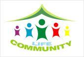 Life Community Symbol