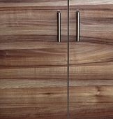 Cupboard Wood Door