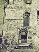 Постер, плакат: Vintage Sepia Winchester Palace London